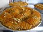 Turkish Dessert, Kunefe, Adami, Greece
